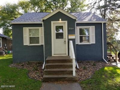 Watertown Single Family Home For Sale: 704 1st Street SW