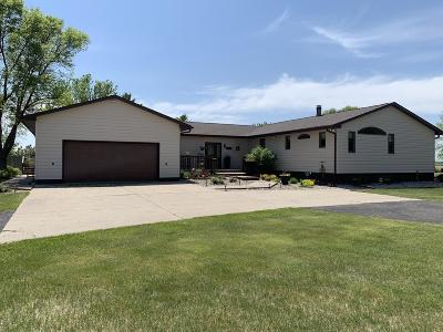 Watertown Single Family Home For Sale: 16681 Sioux Conifer Road