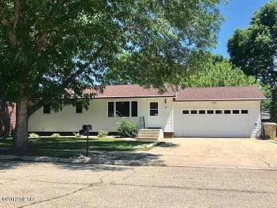 Watertown Single Family Home For Sale: 12 18th Street SW