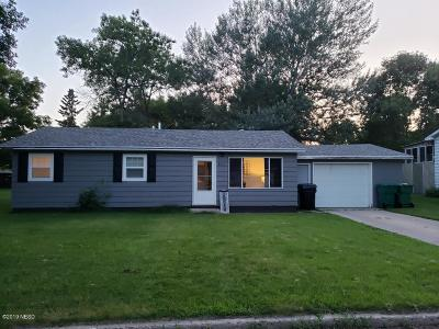 Watertown Single Family Home For Sale: 511 7th Street NE