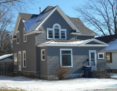 Watertown Single Family Home For Sale: 808 N Park Street