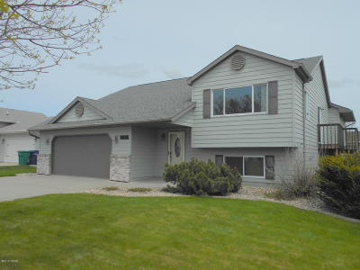 Watertown Single Family Home For Sale: 1618 7th Street NE