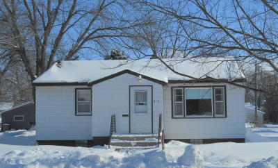 Watertown Single Family Home For Sale: 616 1st Street SW