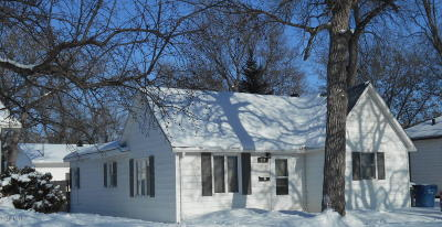 Watertown Single Family Home For Sale: 319 1st Avenue SW