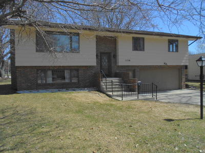 Watertown Single Family Home For Sale: 1136 3rd Street NE