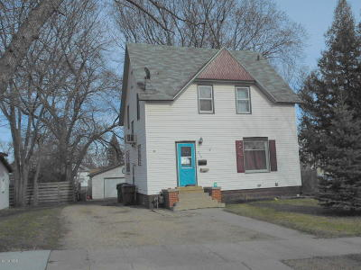 Watertown Single Family Home For Sale: 316 N Park Street