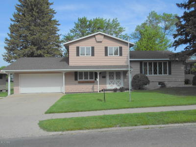 Watertown Single Family Home For Sale: 1323 Crestview Drive