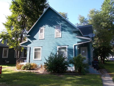 Watertown Multi Family Home For Sale: 217/219 5th Avenue SW