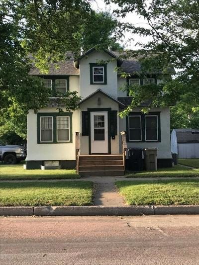 Watertown Single Family Home For Sale: 325 3rd Avenue SW