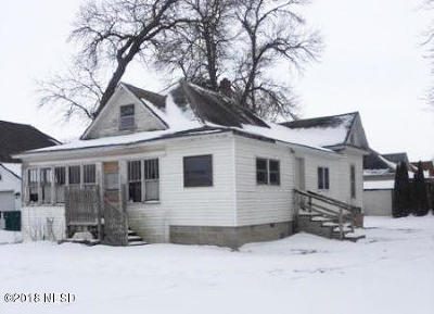 Watertown Single Family Home For Sale: 602 S Broadway Street