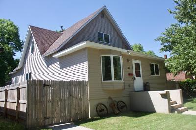 Watertown Single Family Home For Sale: 213 7th Street SE