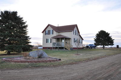 Hayti Single Family Home For Sale: 45049 186th Street