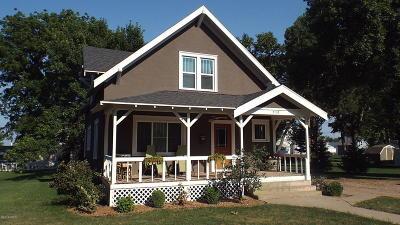 Lake Norden Single Family Home For Sale: 710 Dakota Street