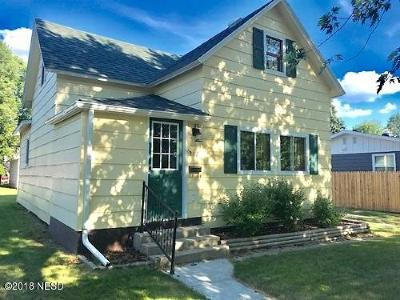 Watertown Single Family Home For Sale: 212 7 Street SE