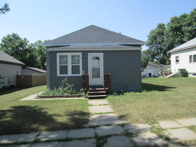 Watertown Single Family Home For Sale: 313 4th Street SE