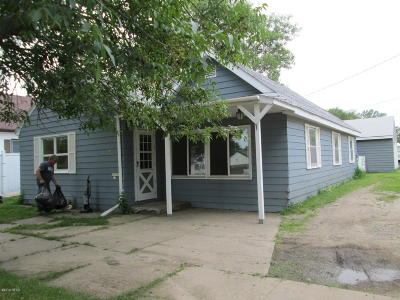 Watertown Single Family Home For Sale: 215 2nd Street SW