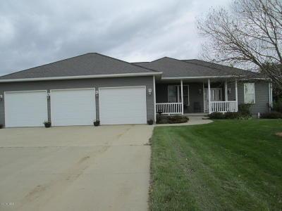 Lake Norden Single Family Home For Sale: 528 W Lake Drive