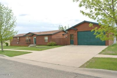 Watertown Single Family Home For Sale: 2346 13th Avenue SW