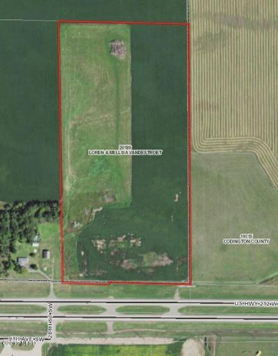 Watertown Residential Lots & Land For Sale: 9th Avenue SW