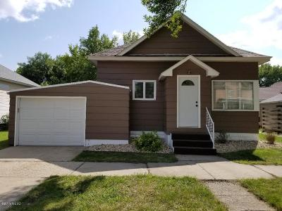 Watertown Single Family Home For Sale: 16 3rd Avenue SW