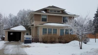 Estelline Single Family Home For Sale: 611 5th Street N