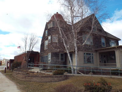 Milbank Single Family Home For Sale: 312 S 4th Street