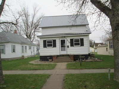 Watertown Single Family Home For Sale: 512 S Broadway Street