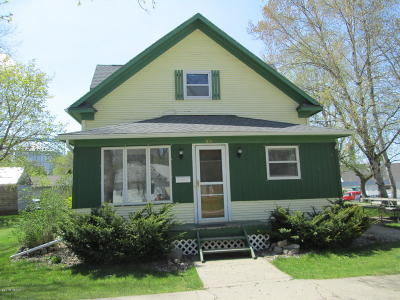 Hayti Single Family Home For Sale: 101 2nd Street