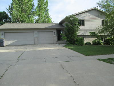 Watertown Single Family Home For Sale: 2812 Herzog Drive
