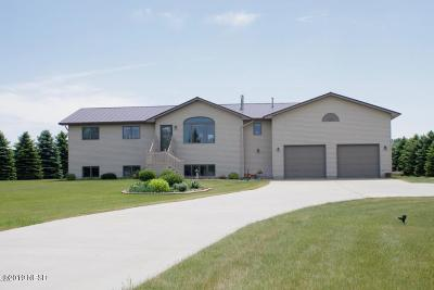 Watertown Single Family Home For Sale: 45919 Us-212 Highway
