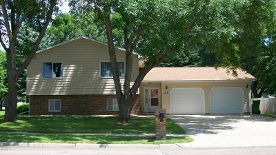 Watertown Single Family Home For Sale: 512 13th Street NE