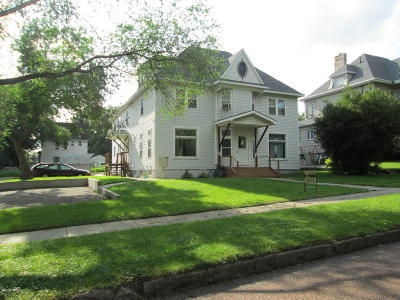 Watertown Multi Family Home For Sale: 319 1st Street SW