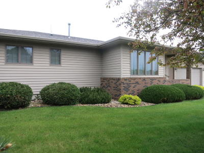 Clear Lake Single Family Home For Sale: 807 Golf View Drive