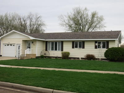 Clear Lake Single Family Home For Sale: 811 5th Street W