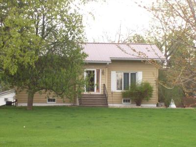 Webster Single Family Home For Sale: 720 5th Street E