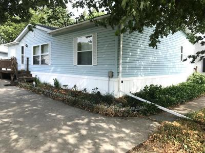 Milbank Single Family Home For Sale: 208 N Eastman Street