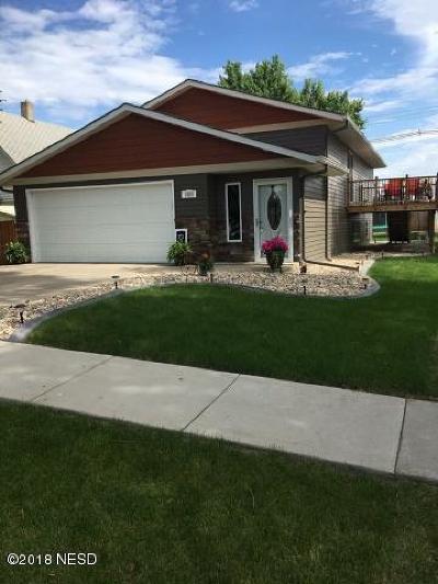 Watertown Single Family Home For Sale: 1025 1st Avenue NE
