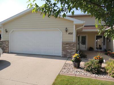 Watertown Single Family Home For Sale: 428 18th Avenue NE