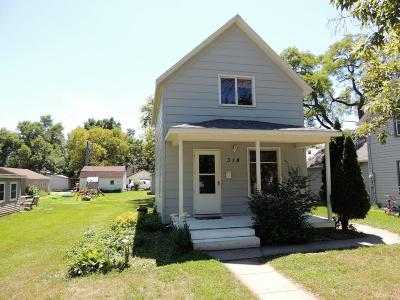 Watertown Single Family Home For Sale: 318 1st Avenue SW