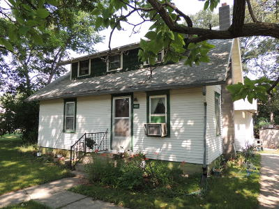 Watertown Single Family Home For Sale: 400 9th Street NE