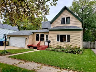 Watertown Single Family Home For Sale: 317 2nd Street NE