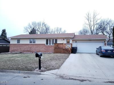 Watertown Single Family Home For Sale: 1325 N Park Street