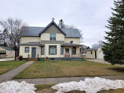 Estelline Single Family Home For Sale: 207 Eva Avenue E