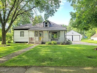 Estelline Single Family Home For Sale: 105 Eva Avenue