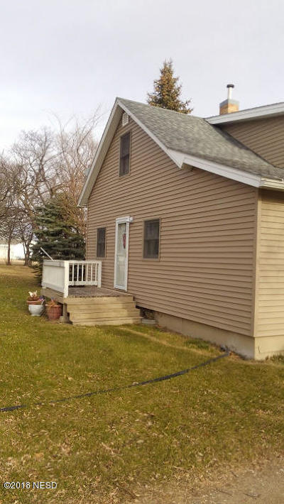 Sisseton Single Family Home For Sale: 615 3rd Street W