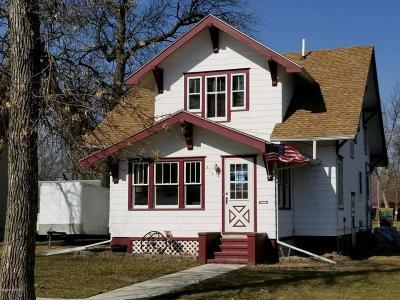 Milbank Single Family Home For Sale: 518 S 3rd Street