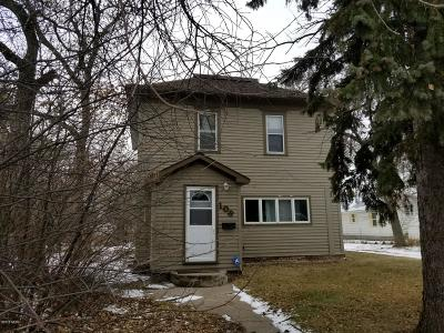 Webster Single Family Home For Sale: 108 S Main Street