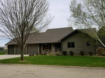 Milbank Single Family Home For Sale: 1007 S Washington Drive