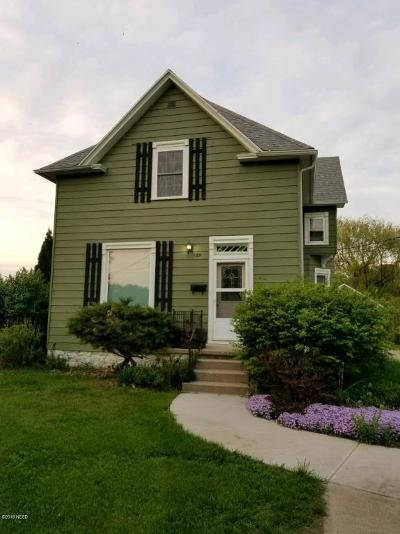Milbank Single Family Home For Sale: 139 Diggs Avenue