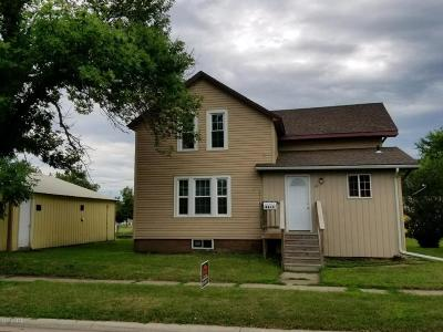 Milbank Single Family Home For Sale: 217 N 1st Street